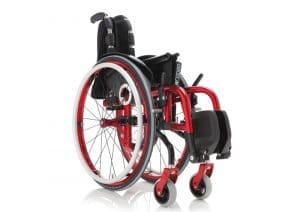 Progeo Tekna Advance Ultra Light Folding Wheelchair