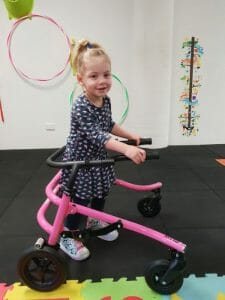 Paediatric Mobility Equipment