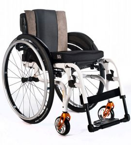 Custom Folding Wheelchairs