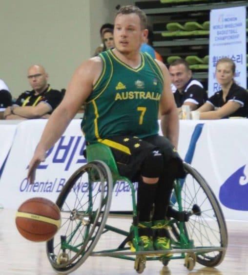 "RAM ""DB"" Basketball Wheelchair"
