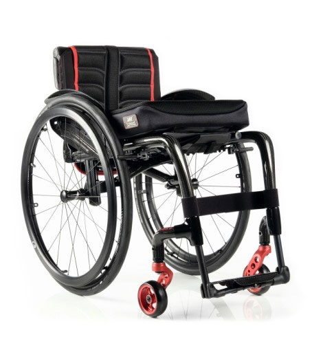 Krypton F (Carbon Fibre Folding) Lightweight Wheelchair