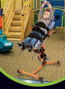 Paediatric Standing Frames - Easystand Zing